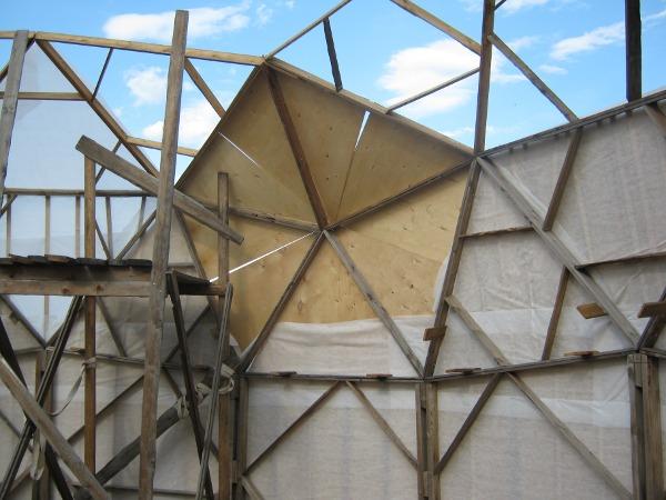 Будущее пятиугольное окно