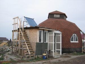 геокупольный дом